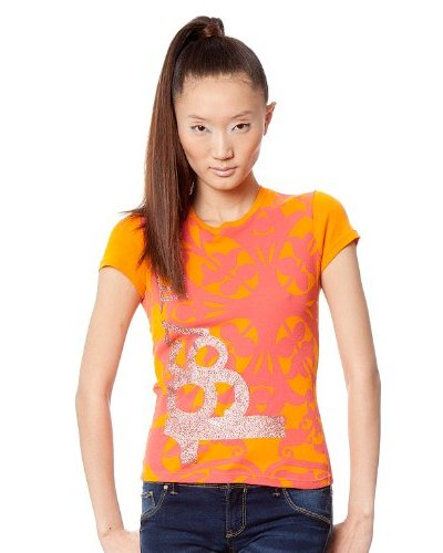 Custo Camiseta Frety Naranja
