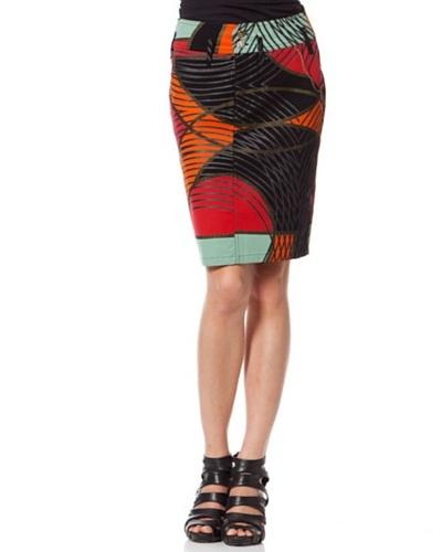 Custo Falda Sun Multicolor