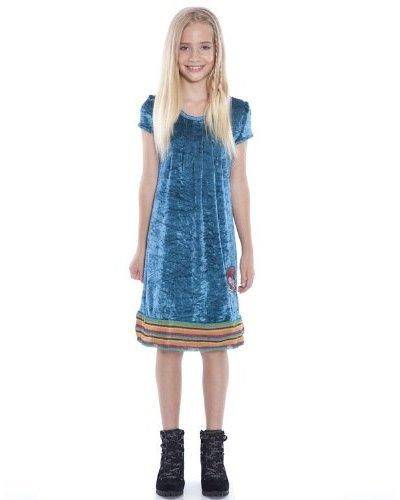 Custo Vestido Aminity Azul