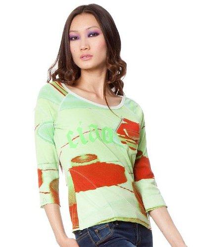 Custo Camiseta Loock Multicolor