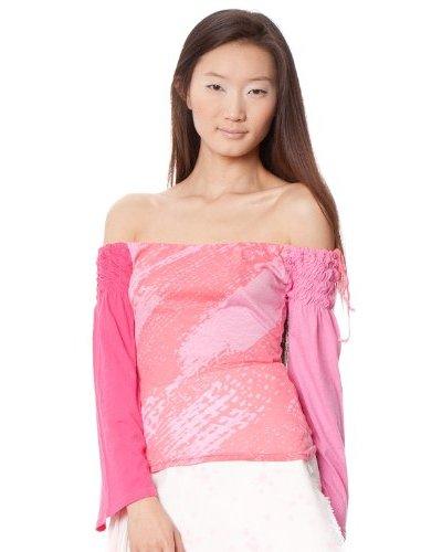 Custo Camiseta Giot Ze Rosa