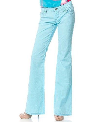 Custo Pantalón Dosh Turquesa