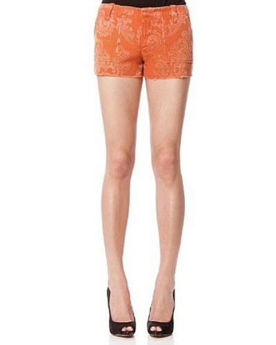 Custo Short Rety Naranja