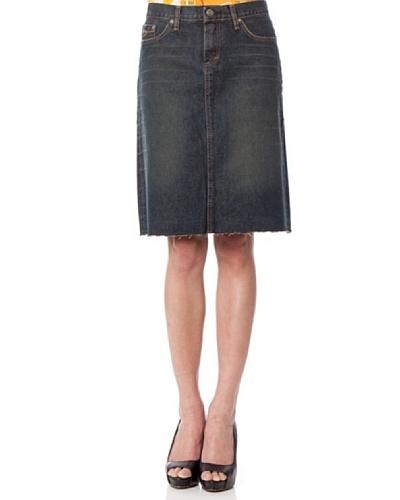 Custo Falda Azulón 42 (Us W31)