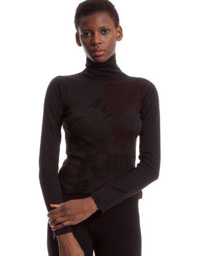 Custo Camiseta halfswan kitty Negro