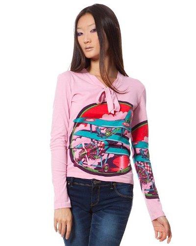 Custo Camiseta Plann Rosa