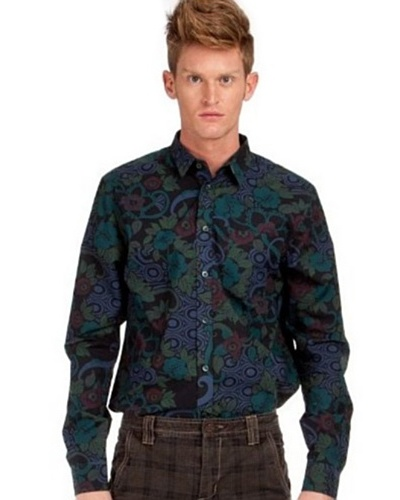 Custo Camisa Willy Negro
