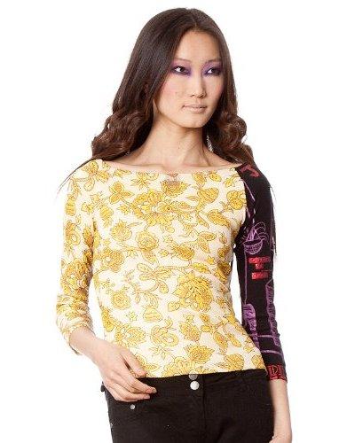 Custo Camiseta Yion Ton Multicolor