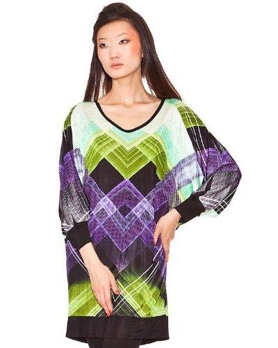 Custo Blusa Multicolor