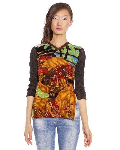 Custo Camiseta Philos Multicolor