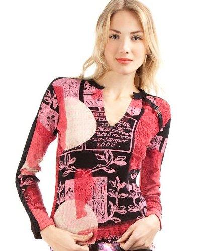Custo Camiseta Chevalier Multicolor