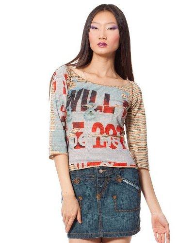 Custo Camiseta Ruan Multicolor