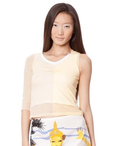 Custo Camiseta Amarillo
