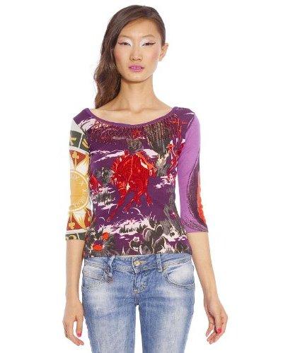 Custo Camiseta Getes Multicolor