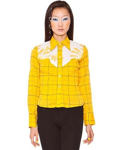 Custo Camisa Fabolous Amarillo