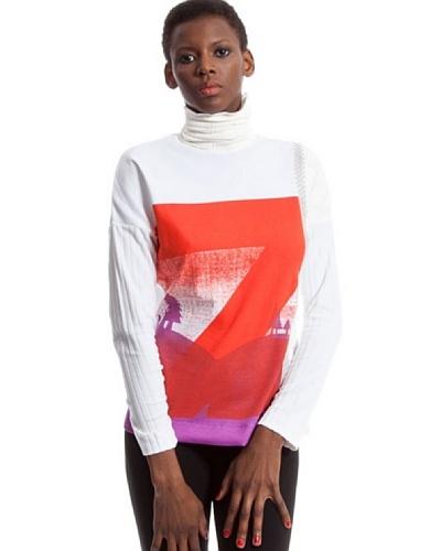 Custo Camiseta Rewind alpine