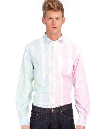 Custo Camisa Blanco