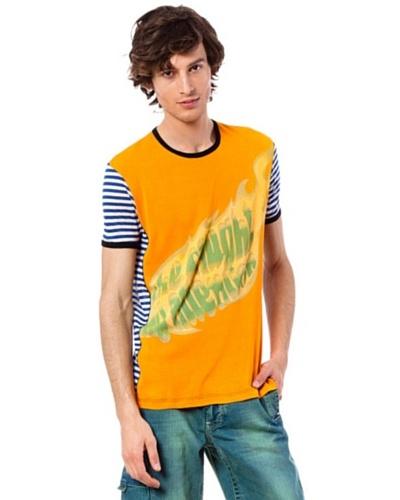 Custo Camiseta Hilty Multicolor