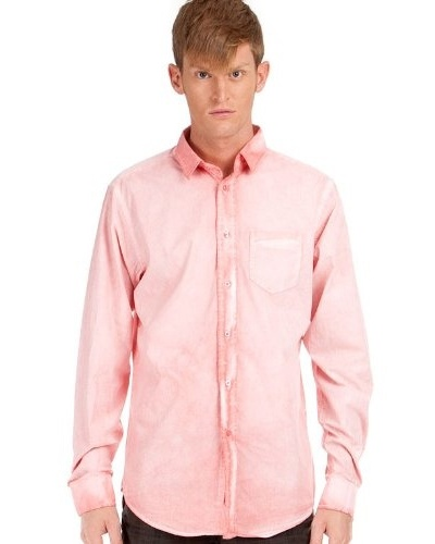 Custo Camisa Rojo