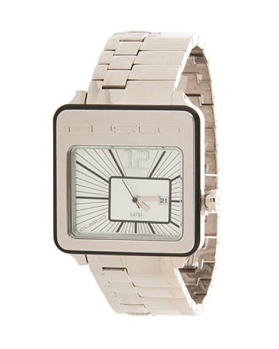 Custo Watches CU002201 – Reloj de Señora cuarzo metálico Acero