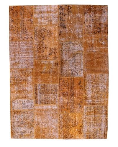 DAC Alfombra Patch Naranja 176 x 241 cm, diseñada por Atelier