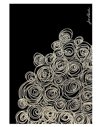 JORDI LABANDA Iris Bouquet 170 x 240 cm
