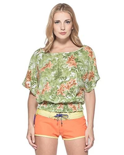 Datch Beachwear & Underwear Top Verde