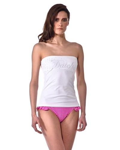 Datch Beachwear & Underwear Top Negro