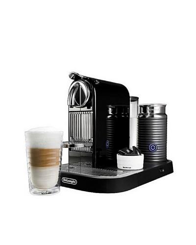 Delonghi Maquina De Café Nespresso Citiz Milk + Aeroccino. Automática. Expresso. 19 Bar. Negra