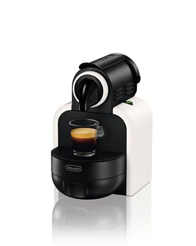 Delonghi Essenza - Cafetera Nespresso automática, 1260 watts, 0.9 litros, 19 bares, color blanco