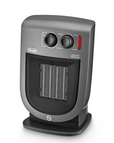 Delonghi Calefactor Cerámico 2000w. 3 Niveles De Potencia