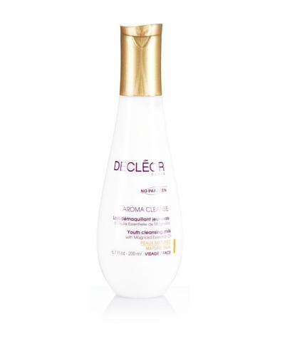 Decléor Aroma Cleanse Lait Démaquillant Jeunesse à l'Huile Essentielle de Magnolia 200 ml