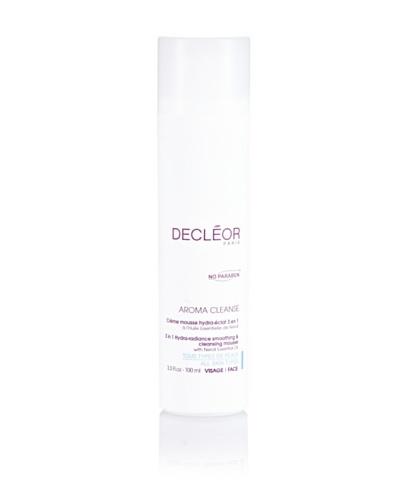 Decléor Aroma Cleanse Créme Mousse Hydra-Éclat 3 en 1 à l'Huile Essentielle de Néroli 100 ml