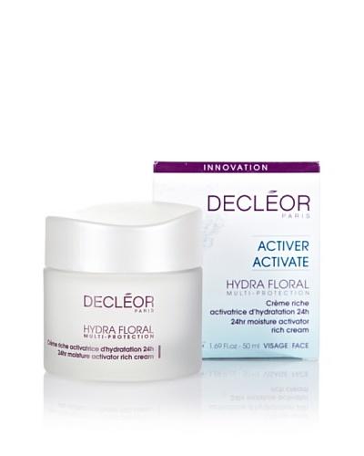 Declêor Crème Riche Activatrice Dhydratation 24 h