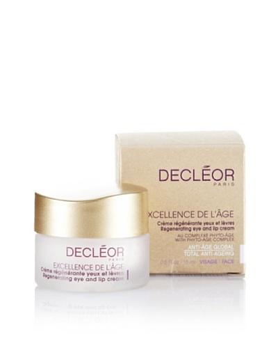 Decléor Excellence de L'age Crème Régénérante Yeux et Lèvres (Au Complexe Phyto-Âge) 15 ml