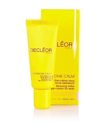 Decléor Harmonie Calm Gel-Crème Yeux Lacté Délassant (Apaise Les Peaux Sensibles) 15 ml
