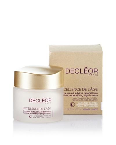 Decléor Excellence de L'age Crème De Nuit Sublime Redensifiante (Au Complexe Phyto-Âge) 50 ml