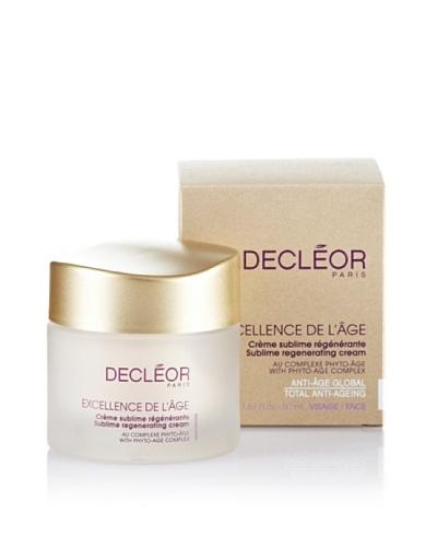 Decleor Excellence de L'age Crème Sublime Régénérante (Au Complexe Phyto-Âge)