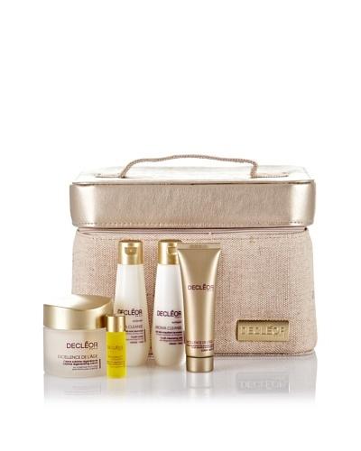 Decleor Pack Excellence Crema, Desmaquillante, Loción y Neceser