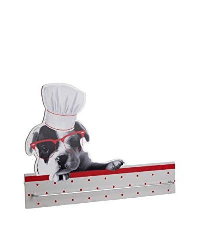 Servilletero Perro Cocinero