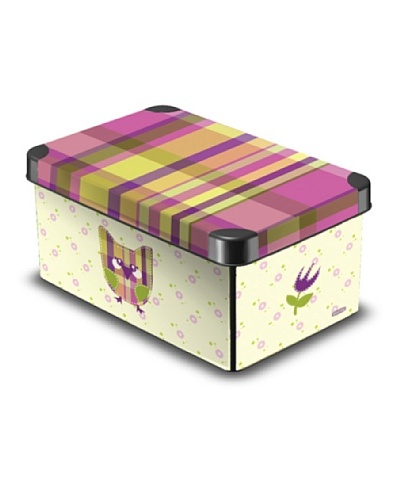 Curver Caja Decobox 7 L Patchwork