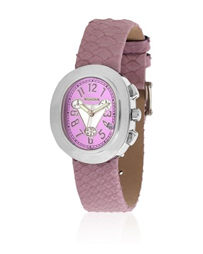 delaCour Reloj  L'Ovale Medius plain