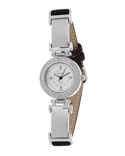 Delan Reloj Reloj Delan L+1070-4 Negro