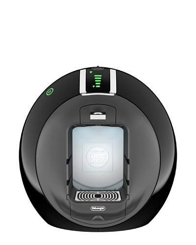 Delonghi Cafetera Dolce Gusto Circolo Flow Stop. Expresso. 15 Bar. Negra