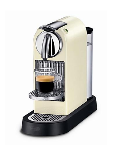 Delonghi Maquina De Café Nespresso Citiz Automática Flow Stop.Expresso.19 Bar. Color Crema