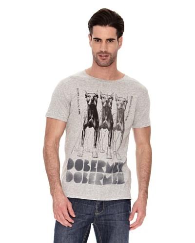 Denim Junkie Camiseta Dobermen