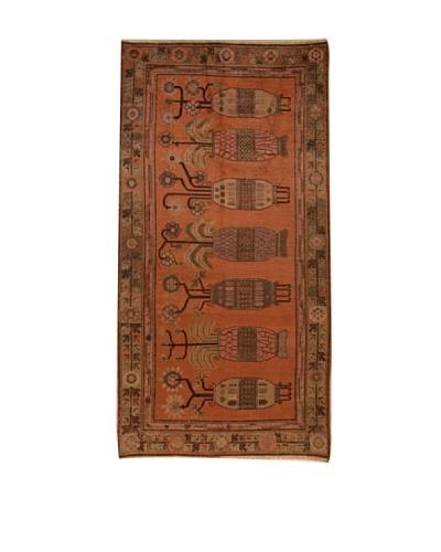 Design Community by Loomier Alfombra Samarkanda Gris / Teja 335 x 172 cm