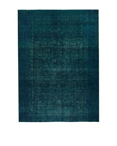 Design Community by Loomier Alfombra Revive Vintage Azul 382 x 275 cm