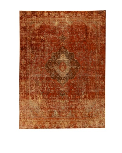 Design Community by Loomier Alfombra Revive Vintage Teja 377 x 277 cm