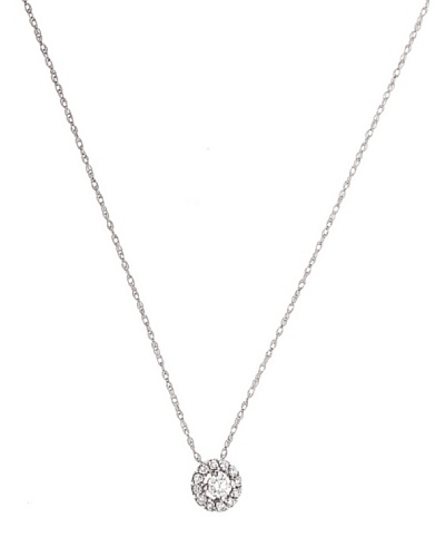 Design Diamond Collar Mulhouse Oro Blanco